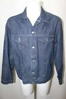 TEDDY SMITH VESTE 46 T46 XL HOMME EN JEAN BRUT