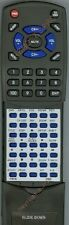 Replacement Remote for DYNEX DXLTDVD19, TV562082, DXLTDVD1909