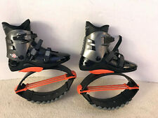 Kangoo Jumps Kjxr3 X-Rebound Boots Shoes Black/ Orange - Size Medium.
