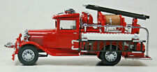 Matchbox Collectibles Fire Series YFE06 Ford AA Fire Engine Issue 3