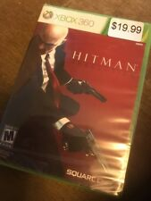 HITMAN : ABSOLUTION ~ Xbox 360 BRAND NEW SEALED  Xbox 360 Game Free Shipping New