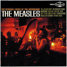 THE MEASLES - The Several faces Of The Manshark (CD 1997)
