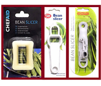 Ultra Sharp French Runner Bean Slicer Kitchen handy tool all in one cutter slice