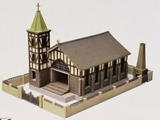 TOMIX Tomytec N scale St. James Church unassembled kit in original box