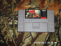 Foreman for Real (Super Nintendo Entertainment System, 1995) SNES Game