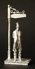 Old West: Undertaker, 1880th KIT Tin toy soldier 54 mm. metal
