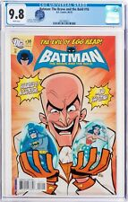 Batman Brave and the Bold #16 CGC 9.8 - LOW print run, highest grade on census (