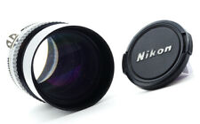 NIKON NIKKOR 135mm f2.8 - 1981 AI - LOVELY!