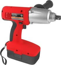 """1/2"""" Drive 24 Volt Cordless Impact Wrench 24V Battery Operated Driver Kit"""