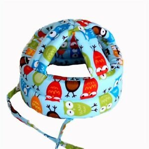 Anti-collision Protective Hat Baby Safety Helmet Baby Toddler Cap Soft Comfortab