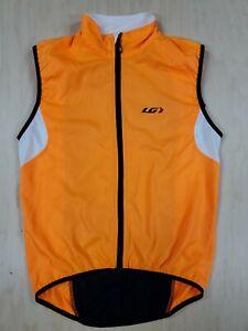 ■598 LG Louis Garneau Cycling Vest Men's Medium Polyester