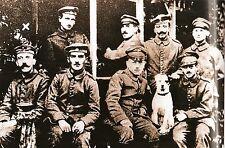 WW1 - Le Caporal Adolf H.. sur le front français en 1915