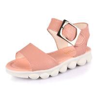 2018 Girls Fashion Roman Sandals Children Kids Princess Summer Garden Shoes Size