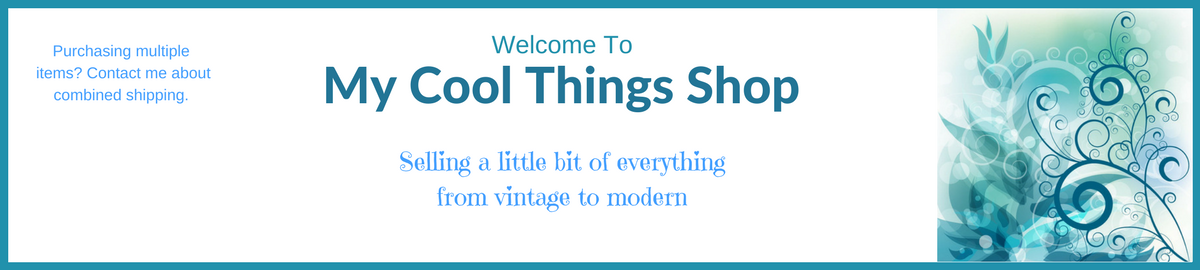 My Cool Things Shop