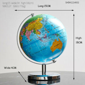 NEW Shaped Decoration Globe Ball Map Accessories for Home , Office and Room.