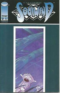 Soulwind #2,6 by C Scott Morse (Image, 1997)