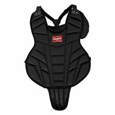 "Black Rawlings Agp2 17"" Catcher's Chest Protector"