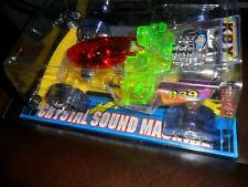 RARE XIONGDA CRYSTAL SOUND MACHINE TOY UNOPENED BATTERY OPERATED THE ACCESS CAR