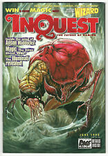 INQUEST #2 - MTG, Illuminati, Anson Maddocks, Price Guide, more - Like New