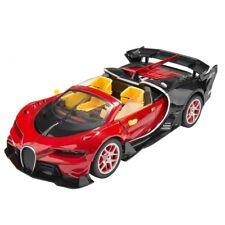 Children Age 3+ Remote Control Sport Mini Bugatti Toy Super Racer Car LED Light
