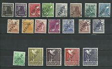 GERMANY OCCUPATION BERLIN WEST 1948 SET USED