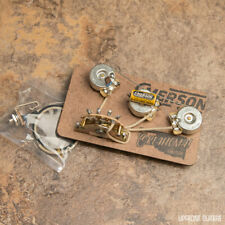 Emerson Custom Strat 5-Way 500K Prewired Assembly Paper in Oil Capacitors