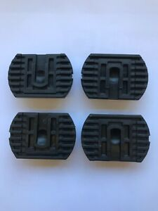 MG ZT ROVER 75 JACKING POINT PAD SET OF FOUR KAV100014 SILL PADS NEW GENUINE