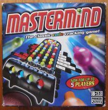 MASTERMIND 5 Player Code Cracking Game Parker 2006