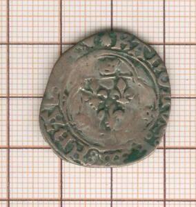 Shell Initial: Workshop Dijon For White - Charles VIII