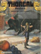 THORGAL 22 - REUZEN - Rosinski - van Hamme