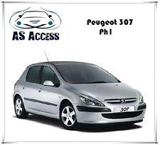 Pack LED complet Peugeot 307 Ph1