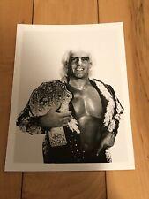 WWF WWE NWA WCW Original 5x7 Ric Flair Promo Photo