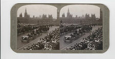 WWI Stereoview (Realistic) - Great Victory March of Empires Forces, Westminster