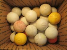 Lot of (24) Used Lacrosse Balls (#1)