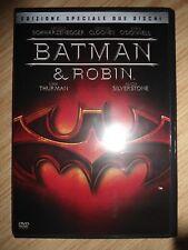 """DVD """"Batman & Robin"""""""