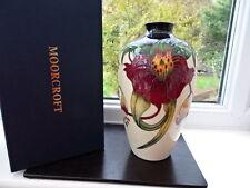 Decorative Moorcroft Pottery Vases