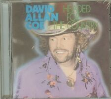 DAVID ALLAN COE - HEADED FOR THE COUNTRY - CD - NEW