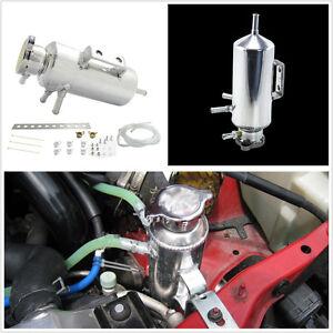 1XDurable 350ml Universal Car Overflow Radiator Coolant Tank Reservoir Set
