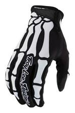 TLD 2020 Spring Youth MX Gloves Air Skully Black/White Troy Lee Designs MTB