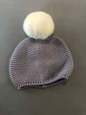Baby Gap Infant's Layette Cuddly Knit Sweater Hat ~ New With Tags 0-6 Mos