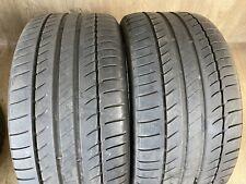 2x Sommerreifen 245/40 R17 91W Michelin Primacy HP MO