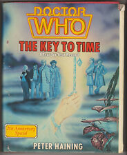 Doctor Who - The Key to Time. Big format hb, 1984. Recommended! % to charity do!