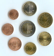 NEDERLAND UNC EURO SET 2004 - serie van 8 munten: 1 cent t/m 2 euro