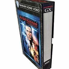 Blade Runner - Final Cut   Blu-Ray -  VHS-Retro-Look inkl. Poster  #Neu#