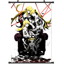 Anime monogatari series wall Poster Scroll Cosplay 3210