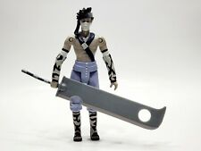 Naruto Mattel Zabuza Masashi Kishimoto Action Figure *RARE*