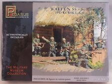 PEGASUS GERMAN WAFFEN SS Set 1 1:72 PGS7201