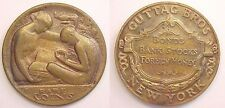 Guttag Bros Brothers Rare Coins Securities New York Medallion Scarce