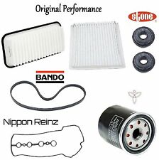 Tune Up Kit Cabin Air Oil Filters Gasket O-Rings Belt for Scion xA 2004-2006