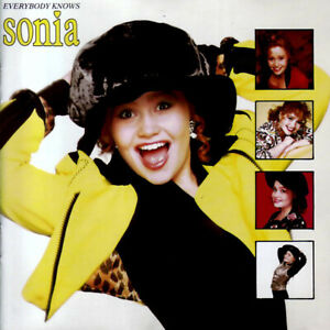 SONIA - EVERYBODY KNOWS - SPECIAL EDITION - AS NEW